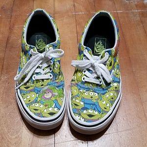 Van's Buzz Lightyear sneakers